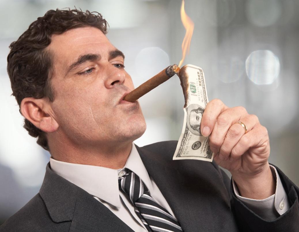 Como ficar rico - quero ficar rico - ficar rico investindo - extravagancias - Seu Guia de Investimentos