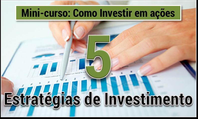 como posso investir em ações