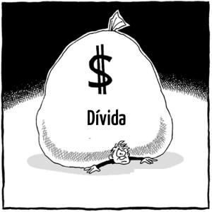 O impacto da dívida pública na sua vida